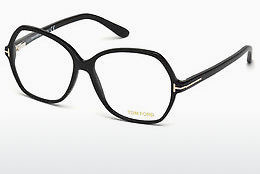 Eyewear Tom Ford FT5300 001 - Black, Shiny