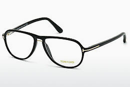 Eyewear Tom Ford FT5380 001 - Black, Shiny