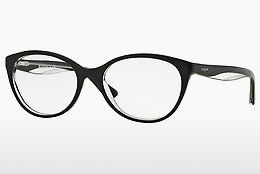 Eyewear Vogue VO2962 W827 - Black, Transparent