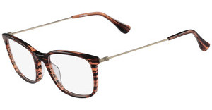 Calvin Klein CK5929 231 STRIPED BROWN