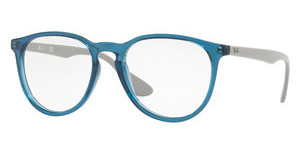Ray-Ban RX7046 5732 TRASPARENT BLUE