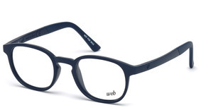Web Eyewear WE5185 090 blau glanz