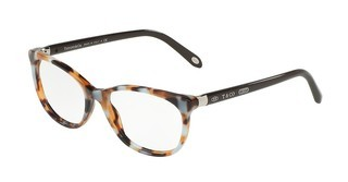 Tiffany TF2135 8212 DARK HAVANA SPOTTED BLUE