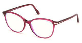 Tom Ford FT5576-B 075 fuchsia glanz