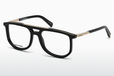 Eyewear Dsquared DQ5258 001