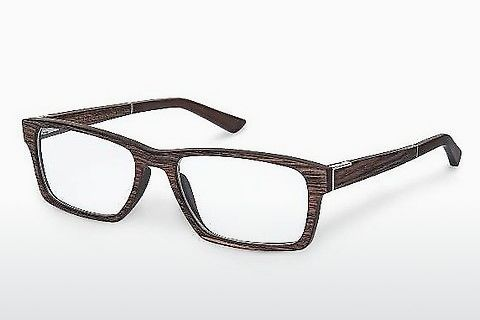 Eyewear Wood Fellas Maximilian (10901 ebony)