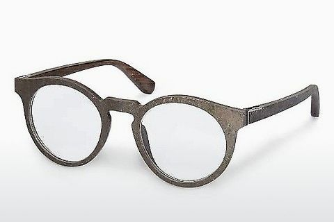 Eyewear Wood Fellas Stiglmaier (10908 grey)
