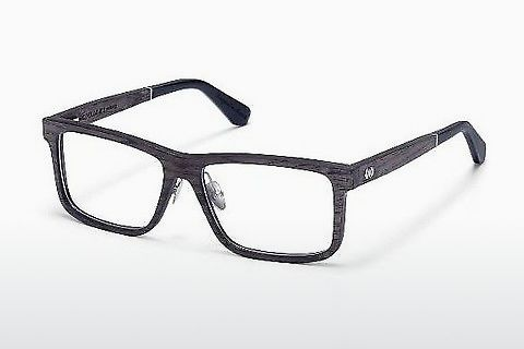 Eyewear Wood Fellas Eisenberg (10943 black oak)
