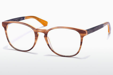 Eyewear Wood Fellas Greifenberg (10964 black oak)
