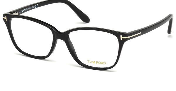 Tom Ford   FT5293 001 schwarz glanz