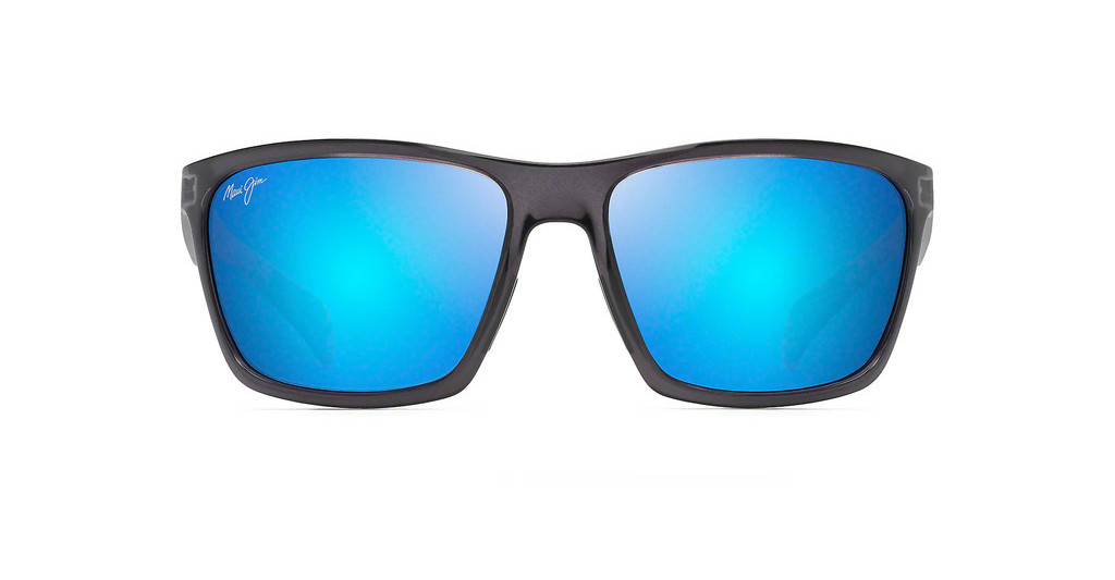 Maui Jim   Makoa B804-14G Blue HawaiiDark Translucent Grey