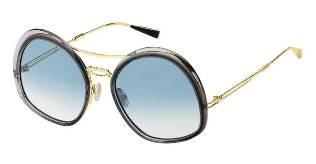 Max Mara   MM BRIDGE I 08A/ST AZURE SFBLACKGREY
