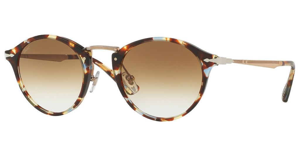 Persol   PO3166S 105851 CLEAR GRADIENT BROWNHAVANA/AZURE-BROWN