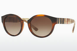 Ophthalmic Glasses Burberry BE4227 360113 - Brown, Havanna