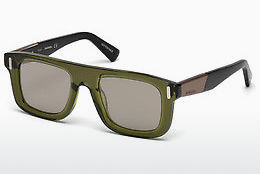 Ophthalmic Glasses Diesel DL0227 95C - Green, Bright