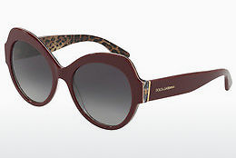Ophthalmic Glasses Dolce & Gabbana DG4320 31568G - Red, Leopard