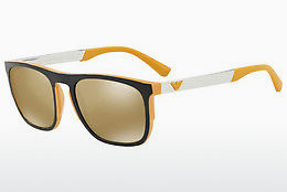 Ophthalmic Glasses Emporio Armani EA4114 56755A - Yellow