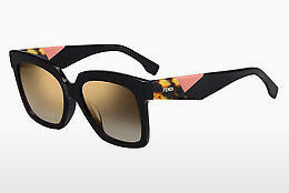 Ophthalmic Glasses Fendi FF 0284/F/S 807/JL - Black