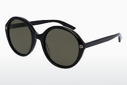 Ophthalmic Glasses Gucci GG0023S 001 - Black