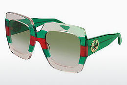 Ophthalmic Glasses Gucci GG0178S 001 - Green