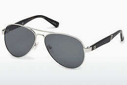 Ophthalmic Glasses Guess GU6930 10D - Grey, Nickel, Tin, Bright, Shiny