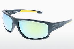 H.I.S Eyewear HS125 - H.I.S Eyewear - 1x Sonnenbrille H.I.S Eyewear HS125 - COLOR: G Green whHtisX