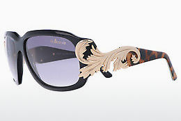 Ophthalmic Glasses Harald Glööckler DUBAI DREAMS (HG 817 002) - Black, Leopard