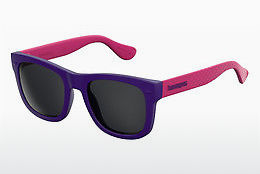 Ophthalmic Glasses Havaianas PARATY/S QPV/Y1 - Purple