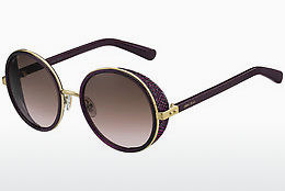 Ophthalmic Glasses Jimmy Choo ANDIE/N/S 1KJ/V6 - Gold, Purple
