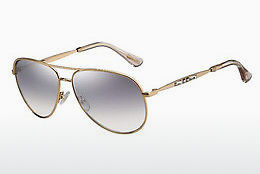 Ophthalmic Glasses Jimmy Choo JEWLY/S DDB/FU - Gold, Yellow