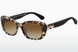 Ophthalmic Glasses Kate Spade CLARETTA/P/S HT8/LA - Pink, Brown, Havanna