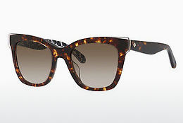 Ophthalmic Glasses Kate Spade EMMYLOU/S S3P/CC - Brown, Havanna