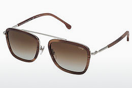Ophthalmic Glasses Lozza SL2291M 579Y - Silver