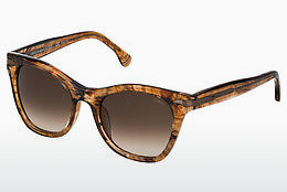 Ophthalmic Glasses Lozza SL4130M 06XE - Brown, Havanna