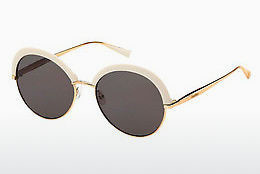 Ophthalmic Glasses Max Mara MM ILDE II 25A/K2 - White, Gold, Pink