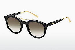 Ophthalmic Glasses Max Mara MM NEEDLE I MDC/JS - Black, Gold