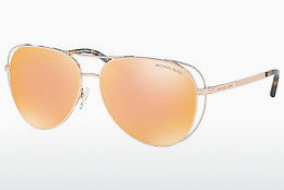 Ophthalmic Glasses Michael Kors LAI (MK1024 11757J) - Pink, Gold, Silver