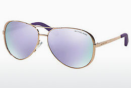 Ophthalmic Glasses Michael Kors CHELSEA (MK5004 10034V) - Pink, Gold
