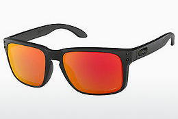 Ophthalmic Glasses Oakley HOLBROOK (OO9102 9102E2) - Black