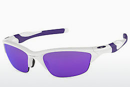 Ophthalmic Glasses Oakley HALF JACKET 2.0 (OO9144 914408) - White