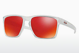 Ophthalmic Glasses Oakley SLIVER XL (OO9341 934109) - Transparent, White