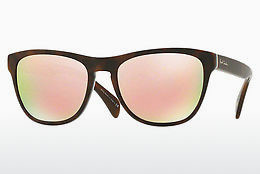 Ophthalmic Glasses Paul Smith HOBAN (PM8254SU 16172Y) - Brown, Havanna