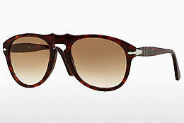 Ophthalmic Glasses Persol PO0649 24/51 - Brown, Havanna
