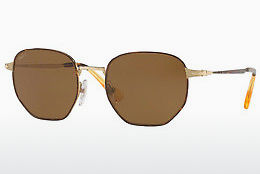 Ophthalmic Glasses Persol PO2446S 107557 - Gold, Brown, Havanna