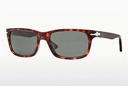 Ophthalmic Glasses Persol PO3048S 24/31 - Brown, Havanna