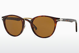 Ophthalmic Glasses Persol PO3108S 24/33 - Brown, Havanna
