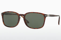 Ophthalmic Glasses Persol PO3158S 24/31 - Brown, Havanna