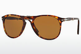 Ophthalmic Glasses Persol PO9714S 24/33 - Brown, Havanna