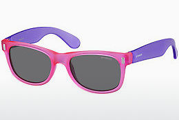 Ophthalmic Glasses Polaroid Kids P0115 IUB/Y2 - Purple, Pink