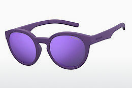 Ophthalmic Glasses Polaroid Kids PLD 8019/S 2Q1/MF - Purple